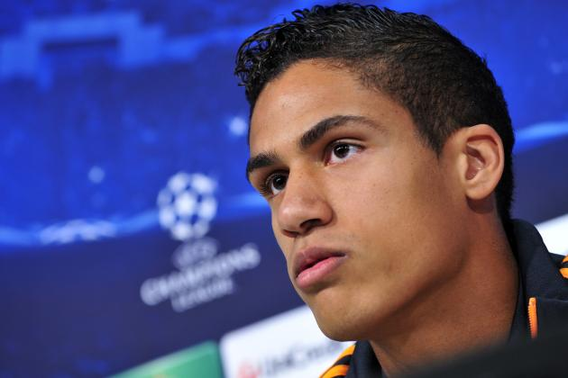 Raphael Varane and the Other Defenders to Replace David Luiz at Chelsea