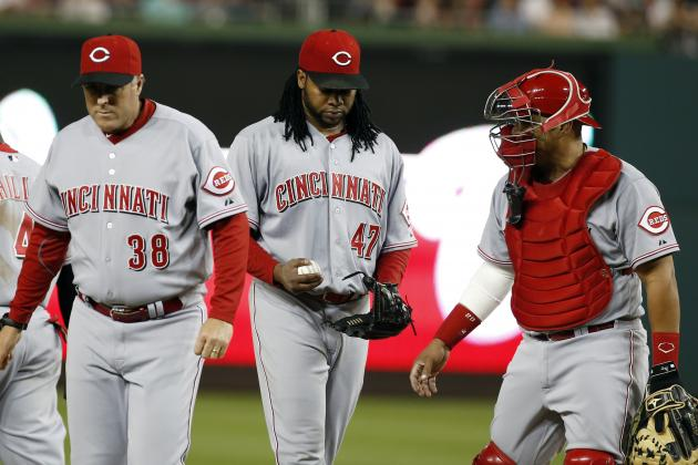 Cincinnati Reds: Week 8 Player Power Rankings