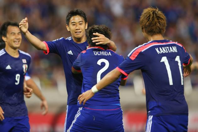 Japan vs. Cyprus: 6 Things We Learned from Narrow Samurai Blue Win