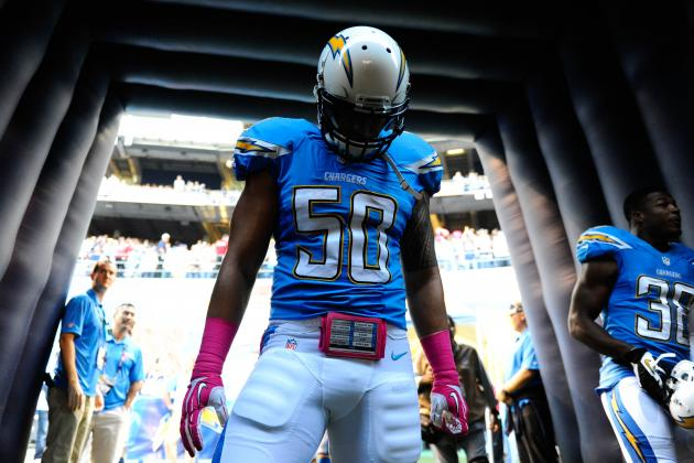 5 San Diego Chargers Poised for a Breakout Campaign in 2014