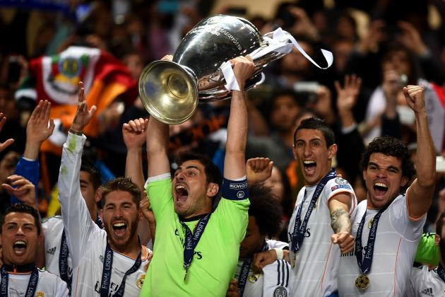 25 Best Matches of the 2013/14 Champions League Season