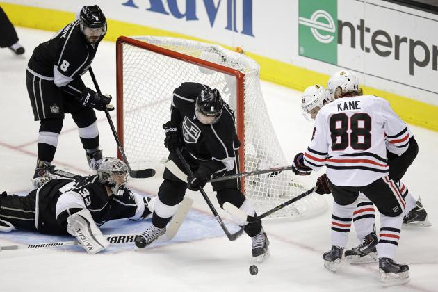 Los Angeles Kings vs. Chicago Blackhawks Game 5: Keys for Each Team