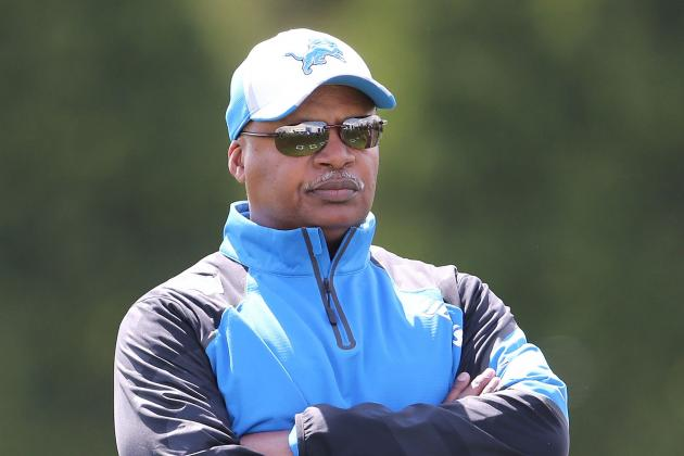 Early Predictions for Detroit Lions 2014 Training Camp Battles