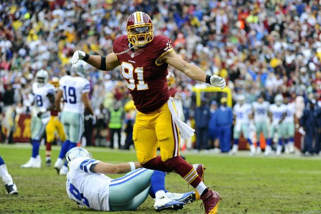 4 Redskins Players Poised for a Breakout Campaign in 2014