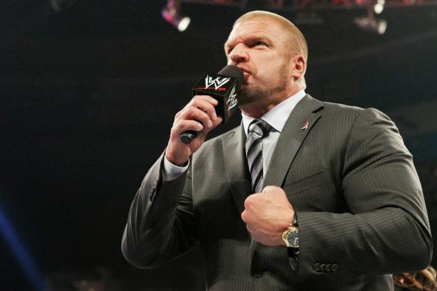 Triple H, Kota Ibushi and Latest WWE NXT Developmental News
