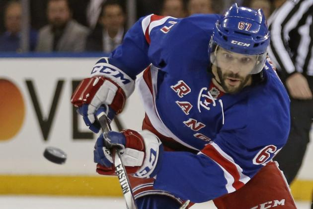 New York Rangers' Least Impressive Players Thus Far in Eastern Conference Final