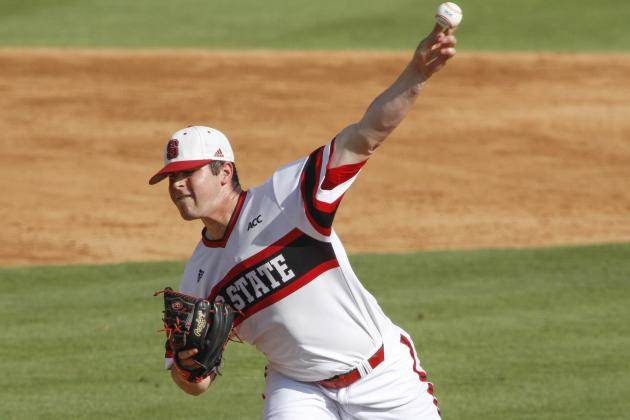 MLB Draft Big Board 2014: Mike Rosenbaum's Final Predraft Rankings