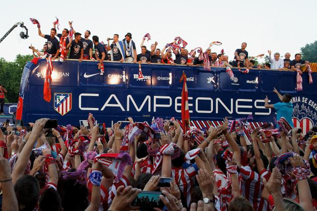 Which Clubs Have the Greatest Potential to Be Next Season's Atletico Madrid?