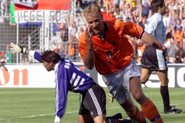 Ranking the Netherlands 10 Greatest World Cup Goals