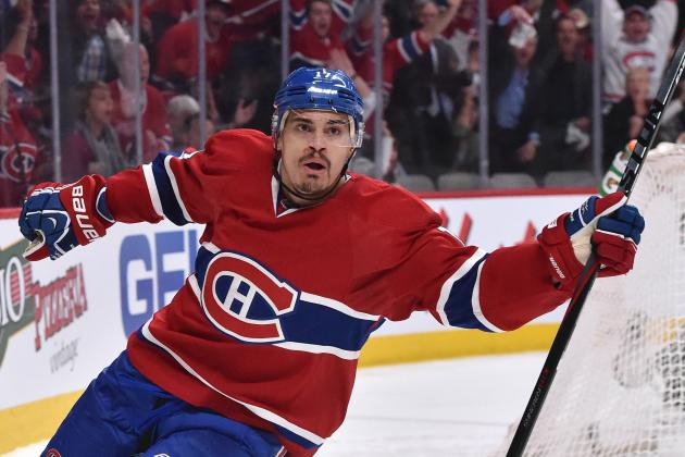 Montreal Canadiens' Most Impressive Players in Eastern Conference Final So Far