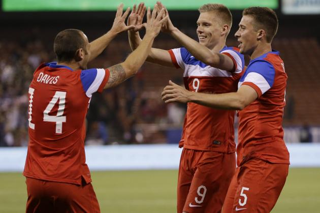 USA vs. Azerbaijan: 6 Things We Learned