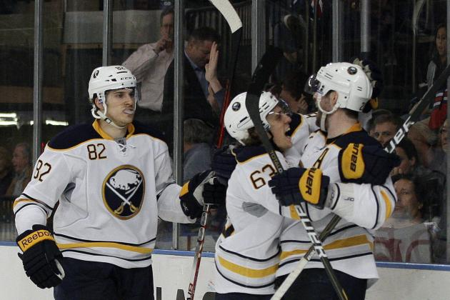 Buffalo Sabres: 5 Free Agents Likely to Be Re-Signed
