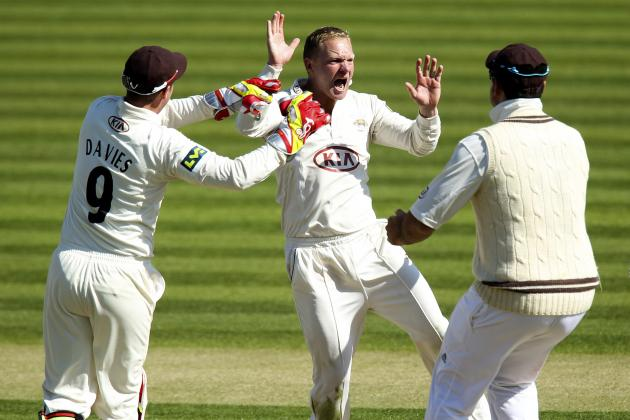 County Championship Team of the Week: Gordon Muchall, Gareth Batty and More