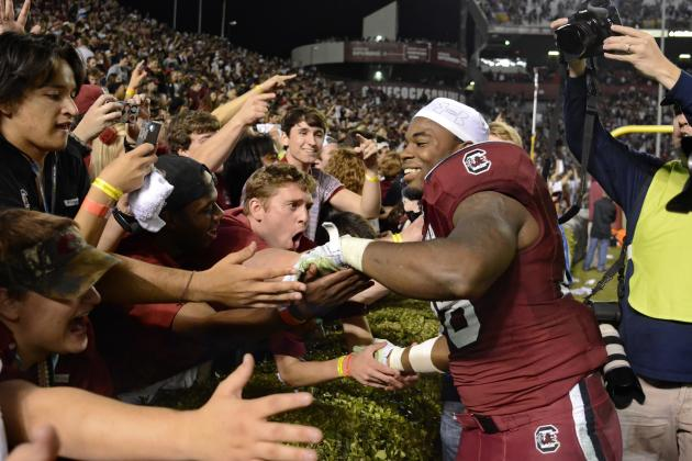 South Carolina Football: Early Game-by-Game Prediction for the 2014 Season
