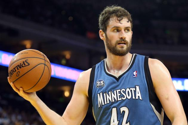 The Best Kevin Love Trade Offer Every Interested Team Could Put Together