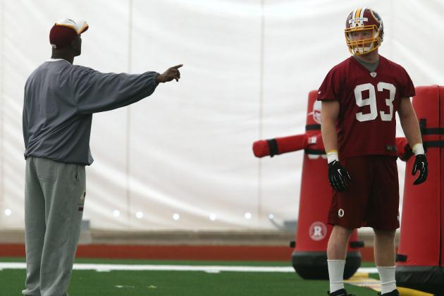 Early Predictions for Washington Redskins' 2014 Training Camp Battles