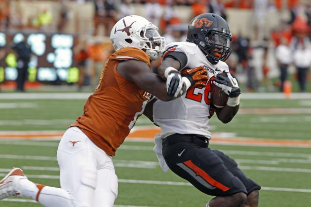 Texas Football: Top Prospects Who Must Finally Step Up in 2014