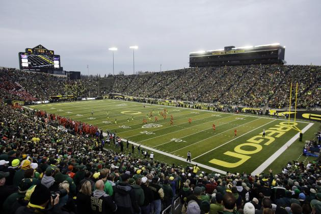 Pac-12 Football: Every Team's Toughest Road Game in 2014