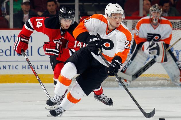 Breaking Down Philadelphia Flyers' Prospect Depth at Each Position