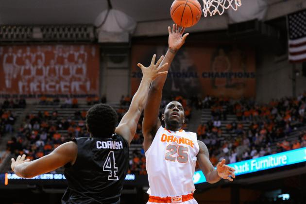 Syracuse Basketball: Predicting Orange's Stat Leaders for 2014-15 Season
