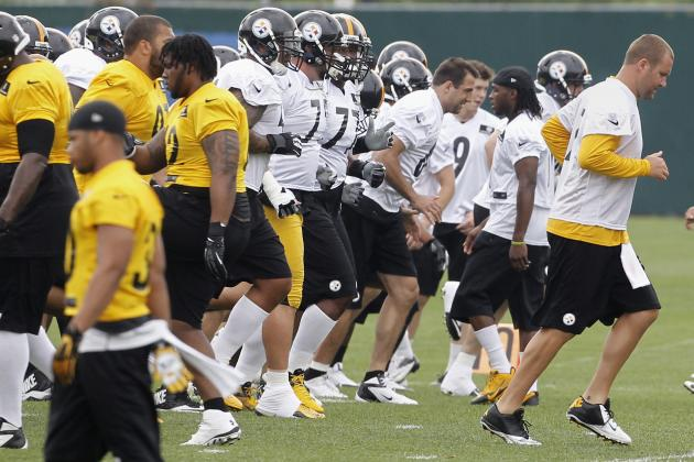 Early Predictions for the Steelers' 2014 Training Camp Battles