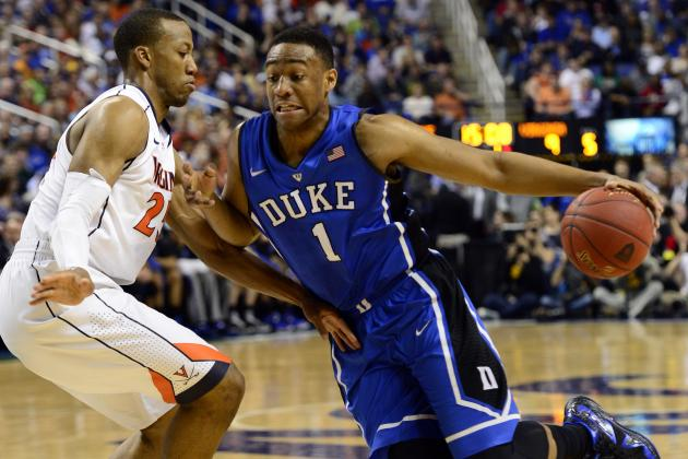 NBA Mock Draft 2014: Complete 1st-Round Projections and Outlook from Workouts