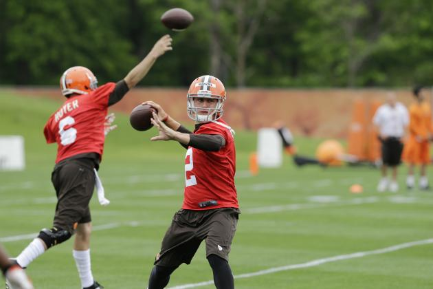 Early Predictions for the Cleveland Browns' 2014 Training Camp Battles