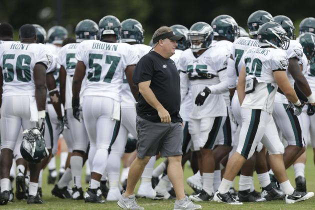 Early Predictions for Philadelphia Eagles' 2014 Training Camp Battles