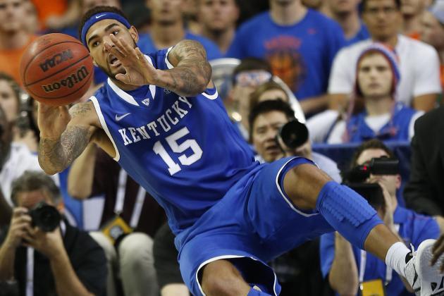 Kentucky Basketball: Predicting Wildcats' Stat Leaders for 2014-15 Season