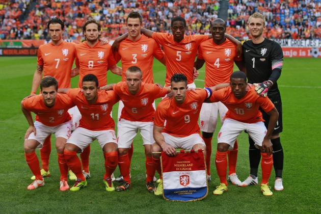 How the Netherlands Will Line Up Against Ghana
