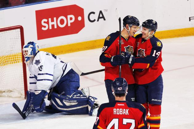 How Toronto Maple Leafs Should Fill Their Biggest Needs in 2014 Offseason