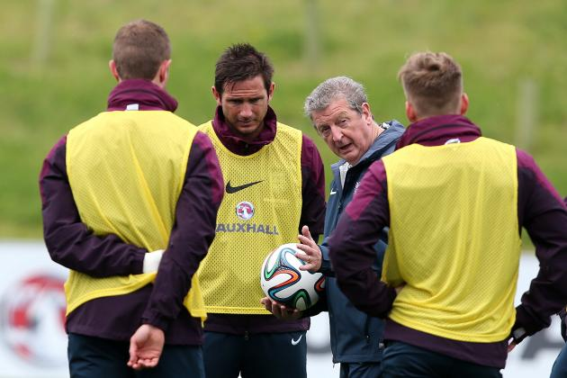 5 Things England Coach Roy Hodgson Should Test Against Peru