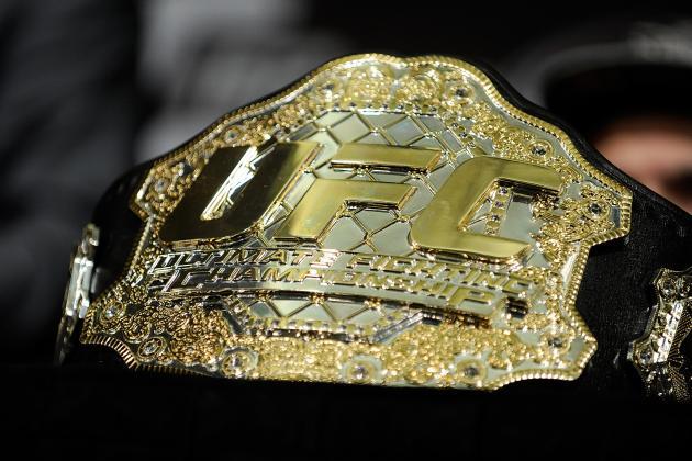 Power Ranking Every UFC Champion
