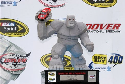 The Best and Worst Race-Winning Trophies in NASCAR's Sprint Cup Series