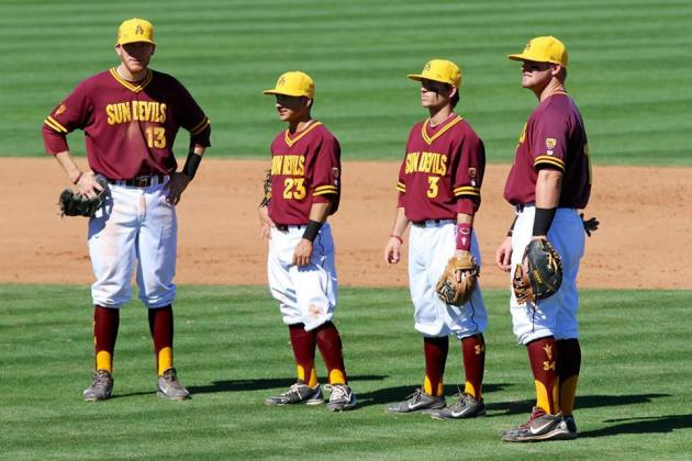 Arizona State Baseball: 5 Keys to a Trip to the NCAA Super Regionals