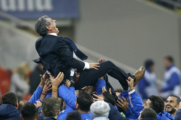 10 Things You Need to Know About Fernando Santos' Greece