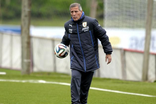 5 Things Uruguay Coach Oscar Tabarez Should Test vs. Northern Ireland
