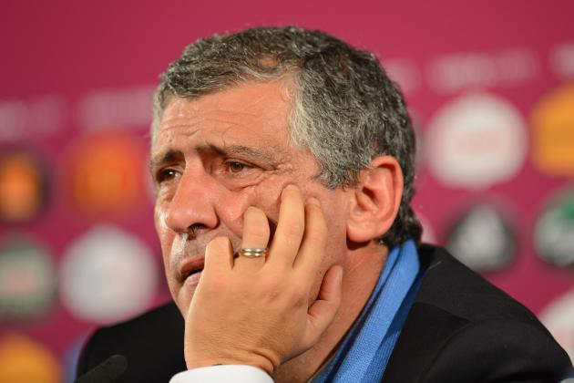 4 Things Greece Coach Fernando Santos Should Test in Friendly vs. Portugal