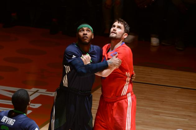 Carmelo Anthony or Kevin Love: Who Makes Better Sense for Chicago Bulls to Chase
