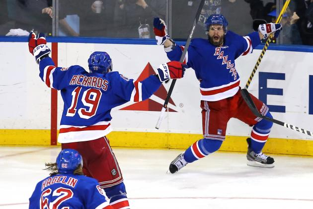Ranking the Best Goals So Far in the 2014 Stanley Cup Playoffs