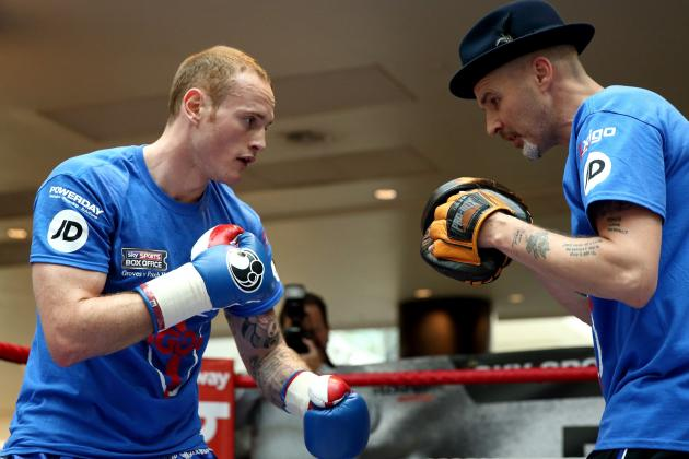 6 Things George Groves Needs to Do to Dethrone Carl Froch