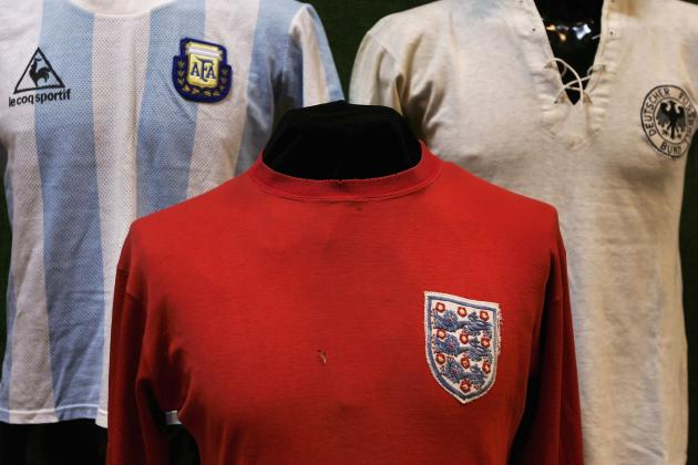 The 5 Ugliest World Cup Kits of All Time