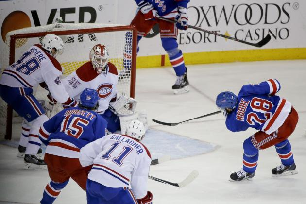 Montreal Canadiens vs. New York Rangers: Biggest Takeaways from Game 6