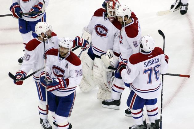 Complete Guide to the Montreal Canadiens 2014 Offseason
