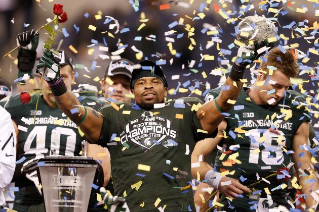 Big Ten Football: Power Ranking 5 Teams with the Best Chance to Win Conference