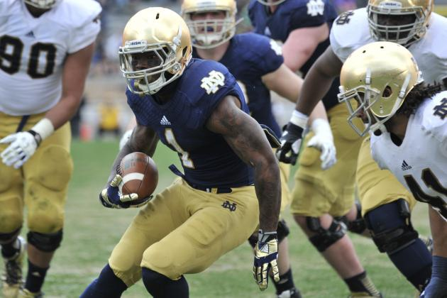 10 Redshirt Freshmen Who Will Be Impact Offensive Players in 2014