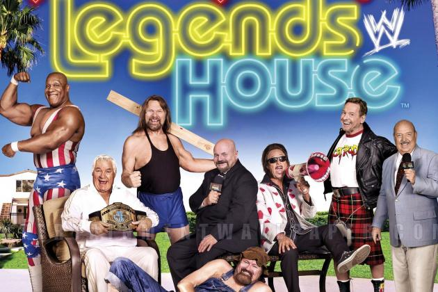Fantasy Casting a 2nd Season of WWE Legends House