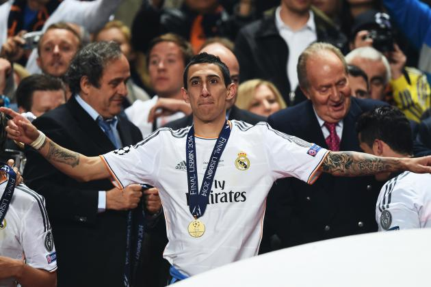 World Football Quotes of the Week: Angel Di Maria Takes a Swipe at Spurs