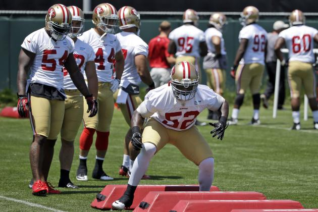 Key Positional Battles to Watch During San Francisco 49ers' Offseason