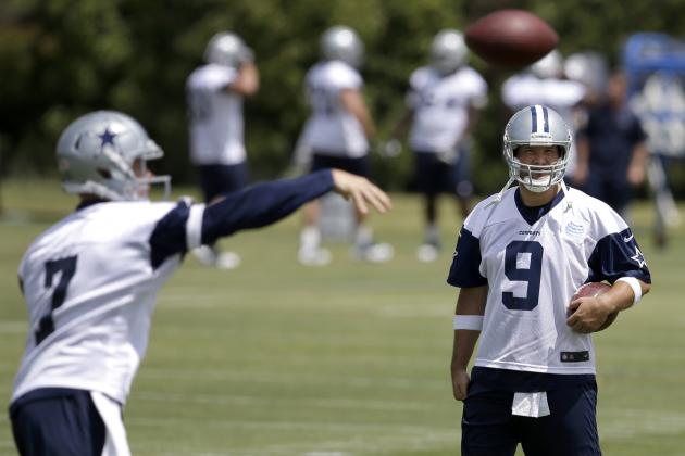 Dallas Cowboys: Full Position Breakdown and Depth Chart Analysis at Quarterback